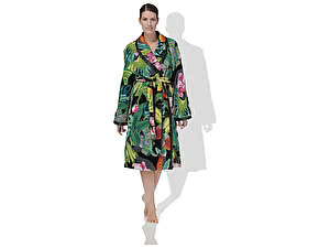 Купить халат Feiler Rainforest