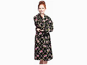 Купить халат Feiler Amelie Schwarz