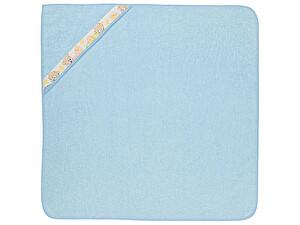 Купить полотенце Feiler Ben & Fine border 80х80 см с капюшоном