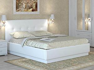 Купить кровать Арника Локарно с латами  (легенд вайт)