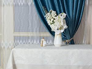 Купить скатерть Arya Yarn Dye Perga, бежевый