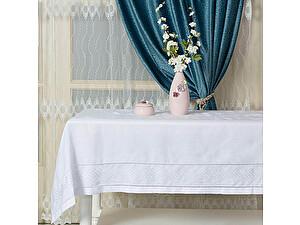 Купить скатерть Arya Kulin с вышивкой, белый