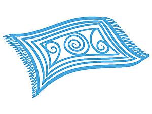 Купить  Химдиван Чистка шелкового ковра