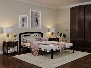 Купить кровать Rollmatratze Муза-4 Лайт, черная