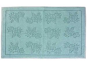 Купить коврик Arya Camellia, мятный 60х100