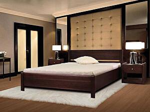 Купить кровать Диамант-М Руно-3 (лак)