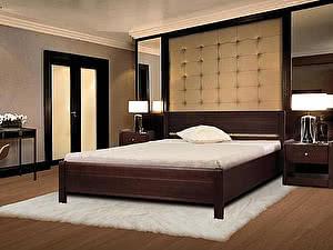 Купить кровать Диамант-М Руно-3 (эмаль/кракле)