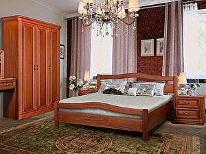 Купить кровать Диамант-М Руно-10 (лак)