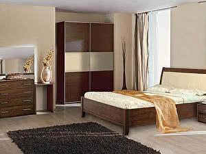Купить кровать Диамант-М Руно-5 (лак) с подъемным механизмом и ящиком
