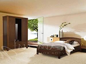 Купить кровать Диамант-М Руно-9 (лак) с подъемным механизмом и ящиком