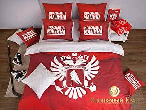 Купить постельное белье Хлопковый Край Красная машина ФХР