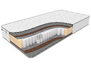 Купить матрас DreamLine Coal memory Space Massage TFK