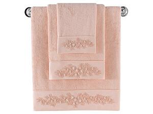 Купить полотенце SoftCotton Masal 50х100 см, персиковый