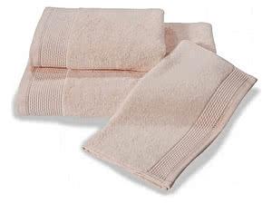 Купить полотенце SoftCotton Bambu 85х150 см, розовый