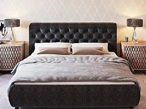 Купить кровать Perrino Дакота 3.0 с решеткой (категория 2)