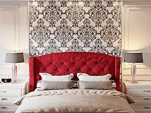 Купить кровать Perrino Генуя 3.0 с решеткой (категория 2)