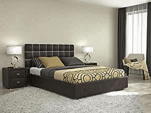 Купить кровать Perrino Филадельфия 3.0 (промо) с подъемным механизмом