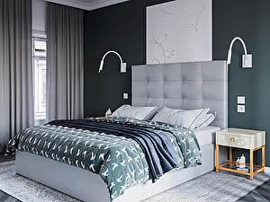 Купить кровать Perrino Чезана 3.0 (категория 4) с подъемным механизмом