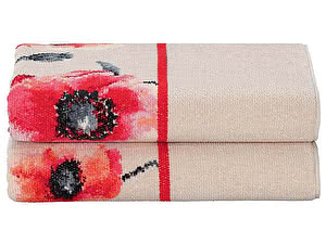 Купить полотенце Feiler Klatschmohn 50х100 см