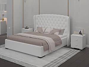 Купить кровать Орма - Мебель Dario Grace Lite (экокожа цвета люкс)