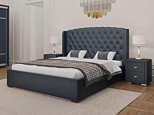 Купить кровать Орма - Мебель Dario Classic Lite (ткань бентлей) 140х200