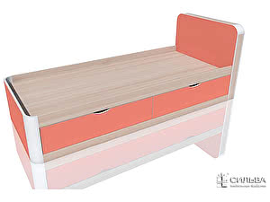 Купить кровать Сильва Артек НМ 014.38