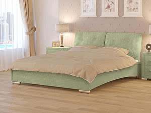 Купить кровать Орма - Мебель Nuvola-4 (2 подушки)