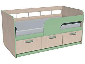Купить кровать Сильва Рико Модерн НМ 039-03 80х160