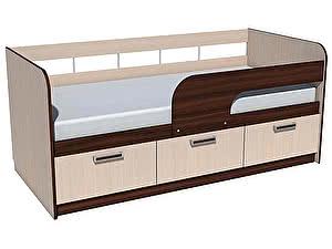 Купить кровать Сильва Рико НМ 039-04 (венге магия)