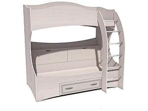 Купить кровать Сильва Прованс Шери НМ 011.74 2-х ярусная