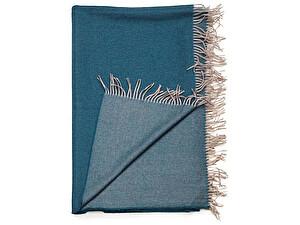 Купить плед Blanc des Vosges Katmandou Bleu