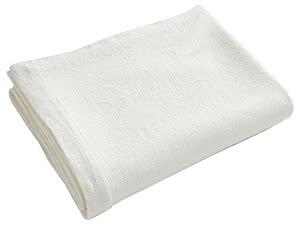 Купить плед Blanc des Vosges Kerala Nougat