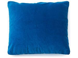Купить подушку Blanc des Vosges Pacha Bleu Paon