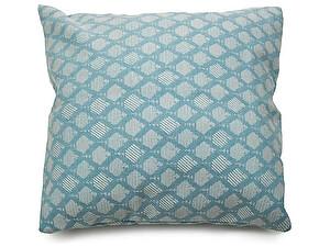 Купить подушку Blanc des Vosges Carpates Turquoise