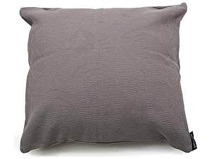 Купить подушку Blanc des Vosges Kerala Acier