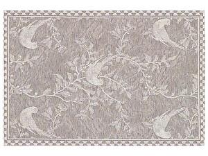 Купить полотенце Leitner Vogel сиреневое 50х70 см