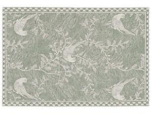 Купить полотенце Leitner Vogel зеленое 50х70 см