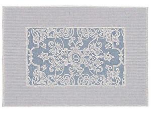 Купить полотенце Leitner Mariage голубое 50х70 см