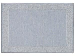 Купить полотенце Leitner Medici голубое 50х70 см