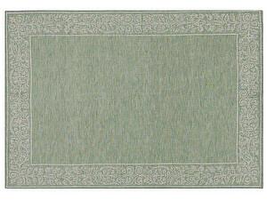 Купить полотенце Leitner Medici зеленое 50х70 см