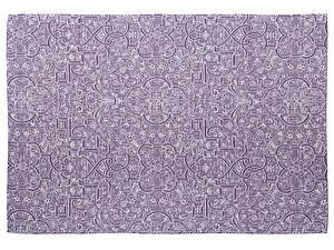 Купить полотенце Leitner Bankenwerk сиреневое 50х70 см