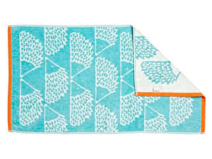 Купить полотенце Blanc des Vosges Spike Turquoise