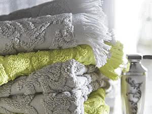Купить полотенце Blanc des Vosges Princess Green