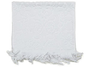 Купить полотенце Blanc des Vosges Princess Blanc