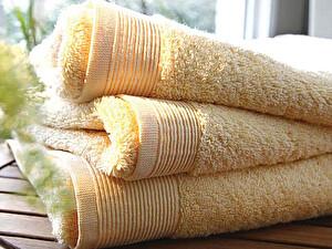 Купить полотенце Blanc des Vosges Uni Vanille