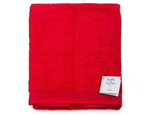 Купить полотенце Blanc des Vosges Uni Cerise