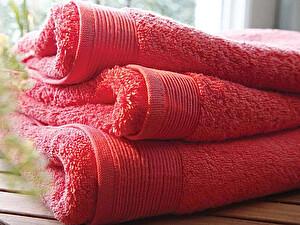 Купить полотенце Blanc des Vosges Uni Capucine