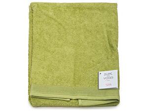 Купить полотенце Blanc des Vosges Uni Lichen