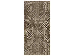 Купить полотенце Leitner Confusion бежево-коричневое