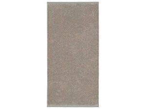 Купить полотенце Leitner Confusion серо-голубое